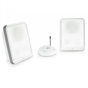 Loft Hifi Wireless Speaker System White