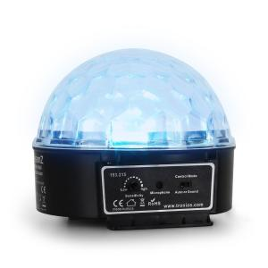 Mini Star Ball Sound RGBWA LED 6x3W