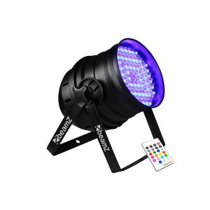 LED PAR 64 Can Effetto luce LED RGB IR DMX