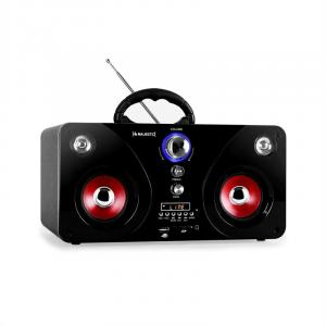 AH-238 Portable Multimedia Audio System USB SD FM/AM AUX