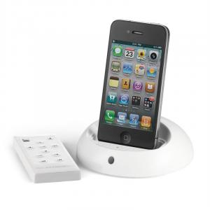 D2 iPhone / iPod docking station