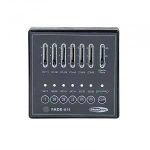 X-Fade 6 MKII DMX controller 6 Channel