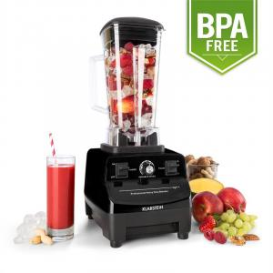 Herakles 3G Food Blender Processor 2L 1500W 2 HP Black