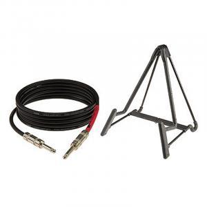 Smartkit 02 Set cavo chitarra e supporto