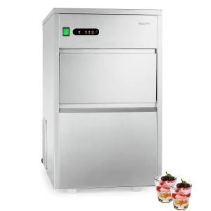 Máquina industrial de cubos de gelo 25kg - 240W XXL