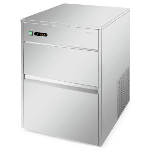ICE3-Powericer-XXXL Industrial Ice Machine 380W 50kg stainless steel XXXL