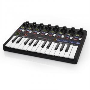 Keyfadr USB MIDI keyboard DAW-styrning