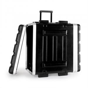 "ABS Trolley Flightcase 19"" 4U 4U mounting angle"