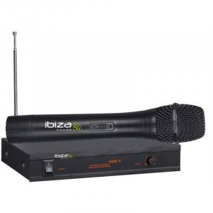 VHF Wireless Microphone System 1A Wide Frequency Range 90dB