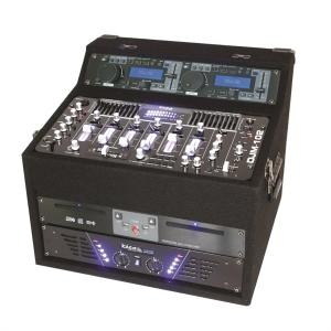 DJ1000MKII DJ Station CD MP3 USB AUX