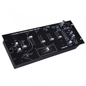 DJM90USB-BT 5-Kanal-Mischpult USB SD Bluetooth Rack