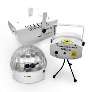 White Night DJ PA Party Light Special Effects Set