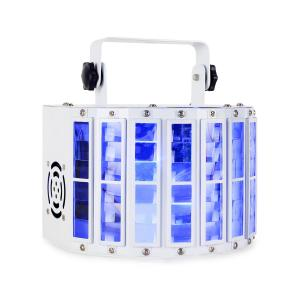 LED-Derby Efito de luz LED DMX RGBW