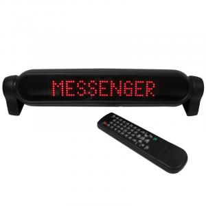 Moving MES10R LED Scrolling Text Ticker Marquee