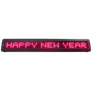 MOVING MES15R LED Scrolling Text Ticker Marquee