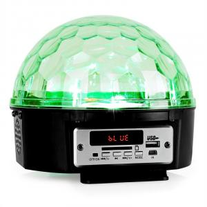 LL082LED-BT Astro 5 LED Jelly Light Effect w/ Bluetooth Stereo Speaker