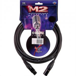 M2 kabel mikrofonowy 3m XLR / XLR Neutrik