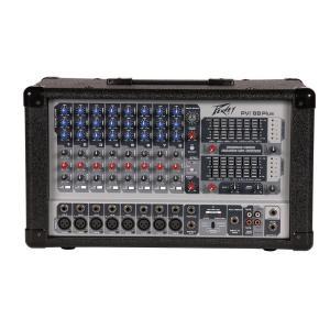 Peavey PVi 8B Plus Power-Mixer 500W 9 Kanäle