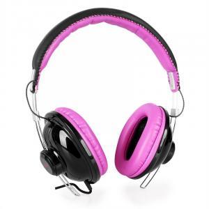 VHP-YO300PL Kopfhörer Leder Pink