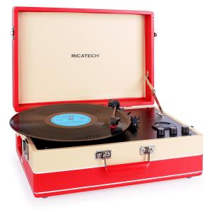 RTT95 Record Player Turntable USB FM Encoding