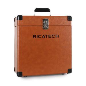 RC0042 Record Storage Flight Case Brown