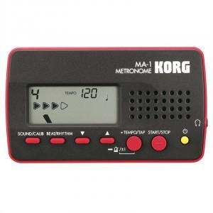 MA-1 BK Digital Metronom schwarz/rot