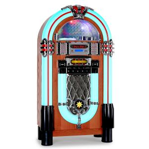 Graceland XXL Jukebox USB SD AUX CD AM/FM CD-Player