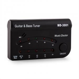 Tuner TR-10 Guitar + Bass Tuner
