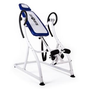 Relax Zone Pro Inversion Table spinal Hang-Up 150 kg Blue