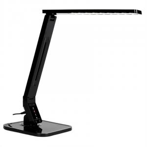 Daily Light Lampe de bureau LED USB noire