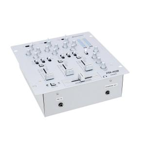 PM-408 Mesa de mezclas DJ de 3 canales