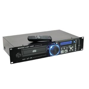 XMP-1400 reproductor de CD-/MP3