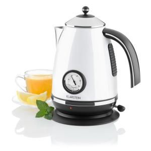 AquaVita Chalet Electric Kettle 1.7L 2200W White White