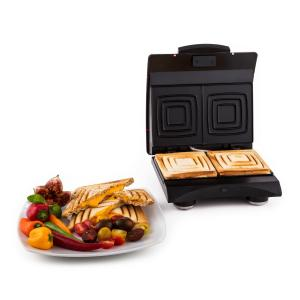 Sandwich Buddy Machine sandwiches 700W -rouge