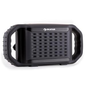Poolboy Bluetooth Speaker Black Waterproof Shockproof