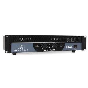 DX800 PA amplificador de 800W Bridgeable 800 W