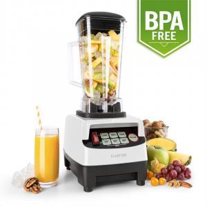 Herakles-5G-tehosekoitin 1500 W 2 litraa valkoinen BPA-vapaa valkoinen