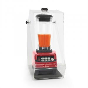 Herakles 5G Blender Red with cover 1500W 2.0 PS 2 Liter BPA-free Red