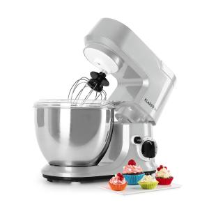 Carina Argentea Stand Mixer 800W 1.1 HP 4 Liter Silver Silver