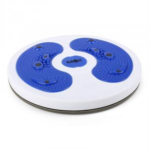 myTwist Body Twister Board Foot Massage Blue Blue