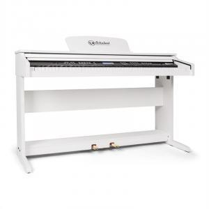 Subi88P2 - E-Piano 88 teclas MIDI blanco Blanco