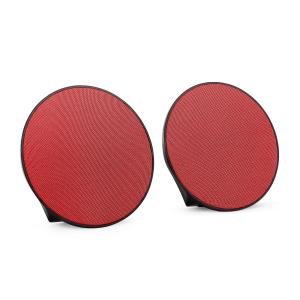Dynasphere Portable Bluetooth Speakers Red AUX