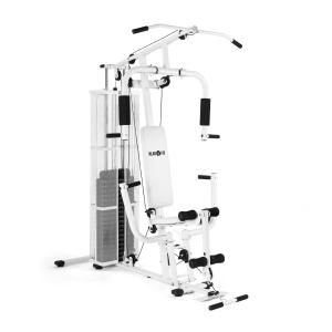 Ultimate Gym 3000 multifunctioneel fitness-station wit