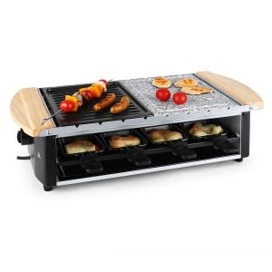 Chateaubriand Raclette-grilli luonnonkivilevy 1200W stone_plate_grill_plate
