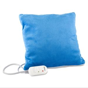 Winter Dreams Heating Pillow 45W 35 x 35cm Fleece Blue Blue