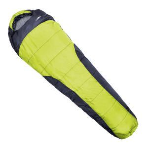 Gullfoss makuupussi 230x80x55cm 2-kerroksinen 1,5kg tekokuitu vihreä vihreä