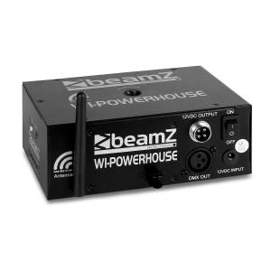 Wi-powerhouse batteri 2,4GHz DMX 12V