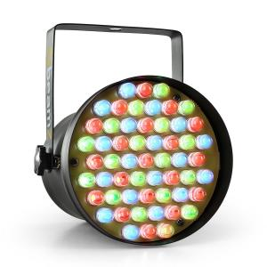 PAR36 SPOT Foco LED 55 x 10 mm RGB DMX