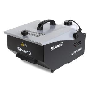 Ice1200 MKII is-dimmaskin Golvnebulisator 1200 W