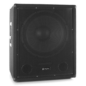 SMWBA15 Subwoofer PA activo AUX MIC